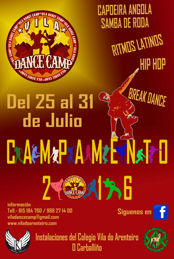 Vila Dance Camp