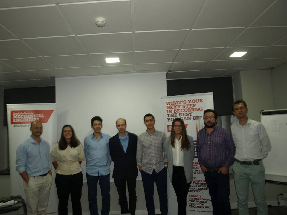 IMechE Iberia Group